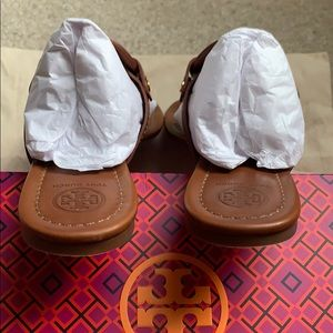 Tory Burch Shoes - Tory Burch, Miller Sandal, in Vintage Vachetta
